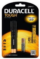 Duracell Tough Metal 1w LED Torch - AA